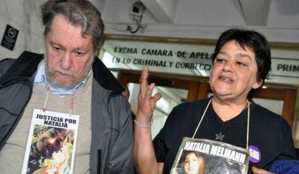 Los padres de Natalia Melmann disconformes con la resoluci??n de la Justicia