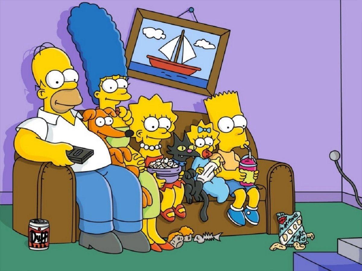 Increíble: interpreta a siete personajes de Los Simpson en 40 segundos