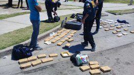 Así detuvieron a las narcovalijeras en San Juan