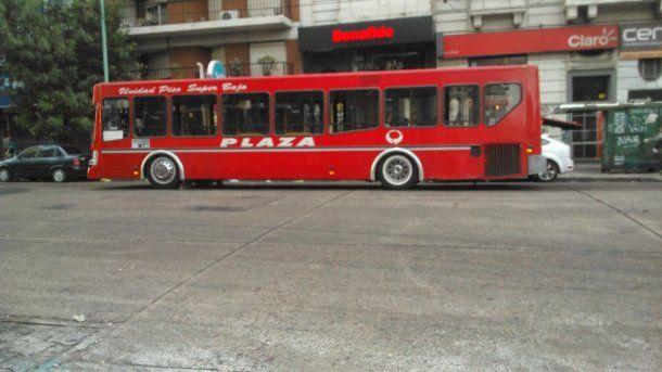 Línea 104 - Crédito: ciudaddebondis.blogspot.com.ar