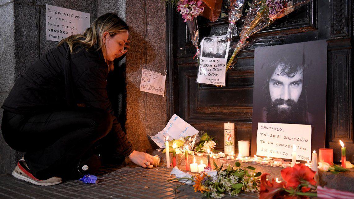 Qué se sabe de la autopsia sobre el cuerpo de Santiago Maldonado