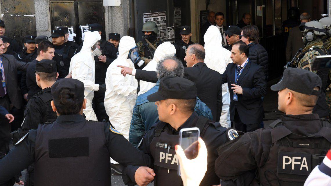 Morrgue judicial del Cuerpo Médico Forense de la ciudad de Buenos Aires