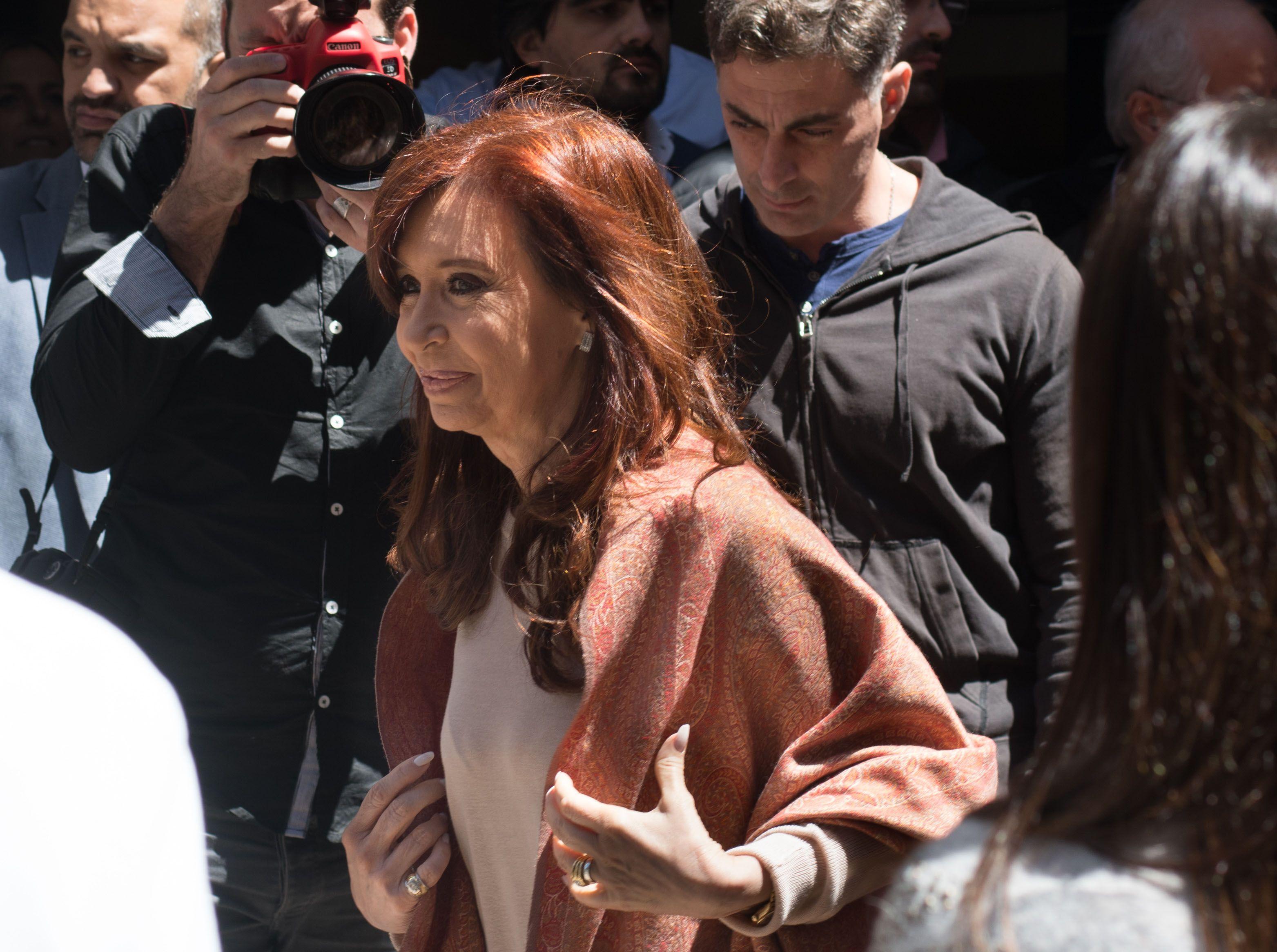 Cristina Kirchner: Es la primera vez que afrontamos un acto electoral en estas condiciones