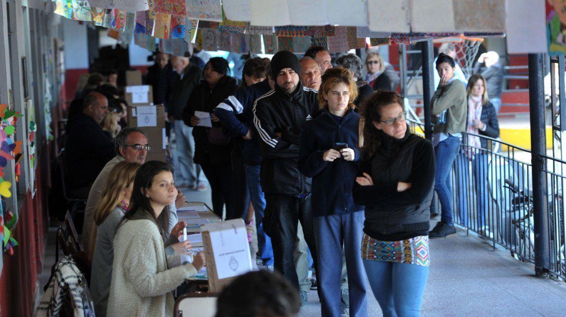 Cerraron los comicios: votó el 78 por ciento del padrón electoral