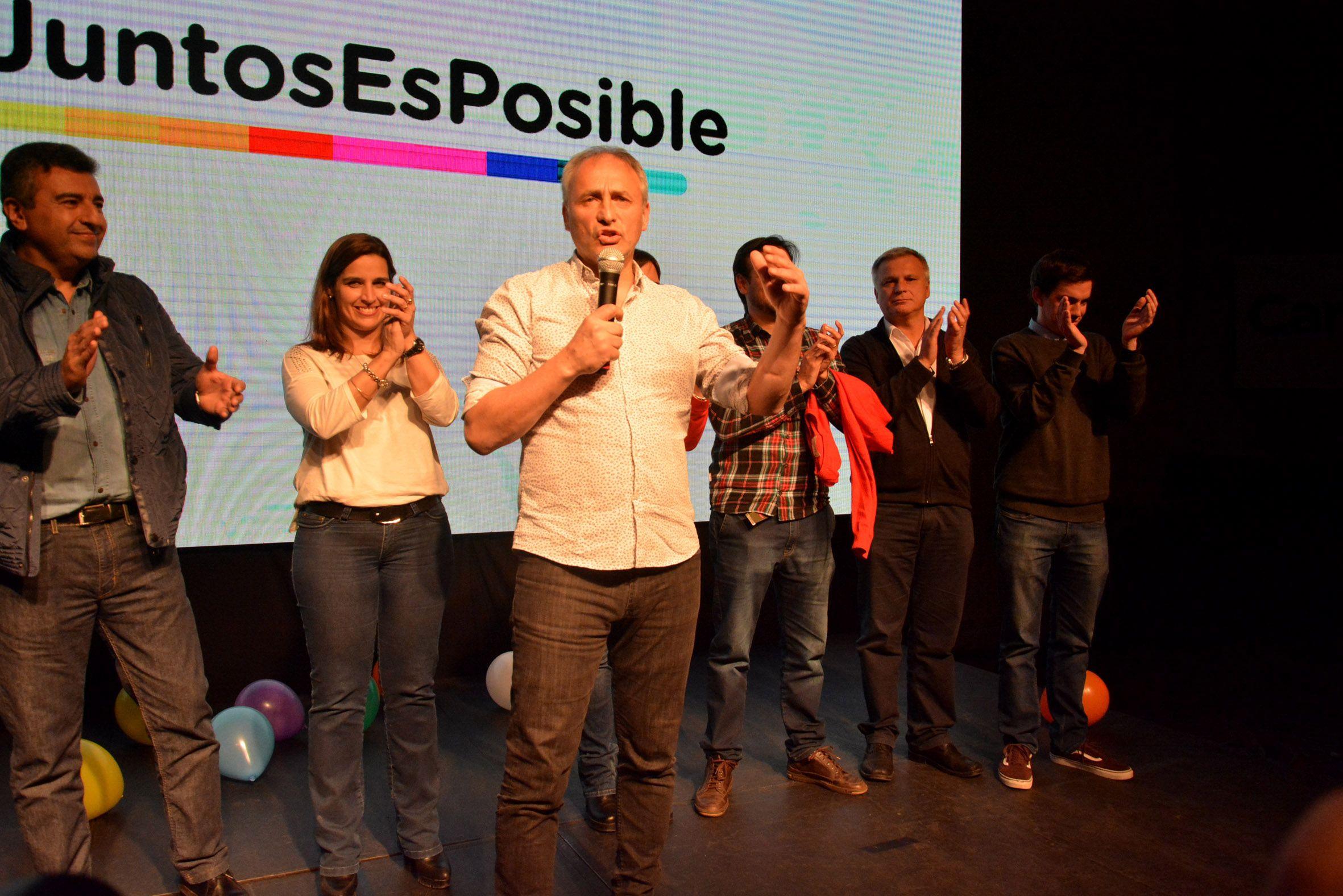 Héctor Baldassi se impuso en Córdoba