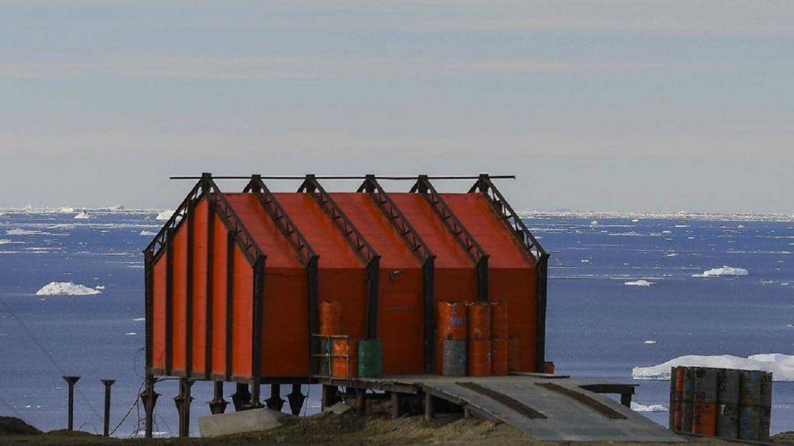 Elecciones en la Antártida