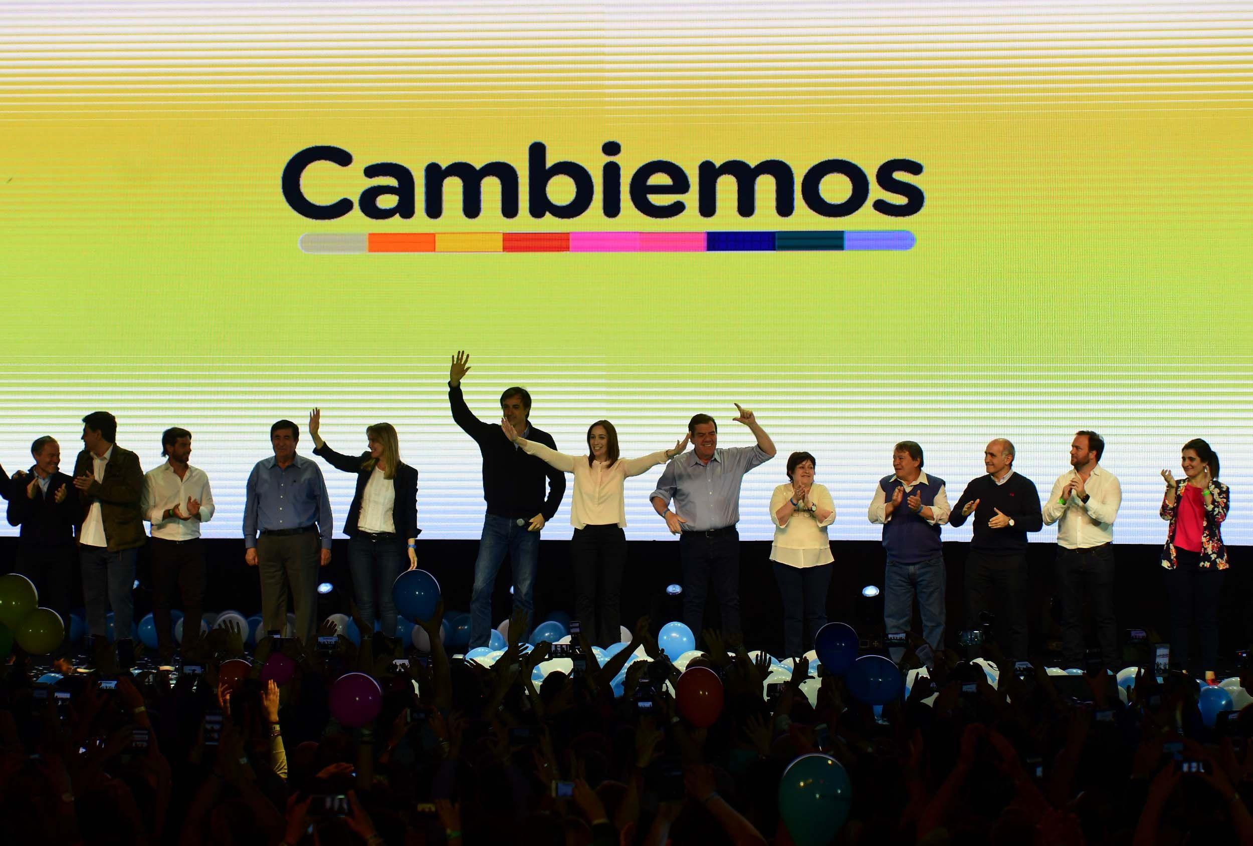 Así quedó el mapa político de la Argentina