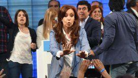 Cristina toma las riendas de la oposición: Somos los más firmes en todo el país