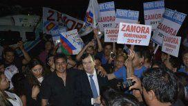 Gerardo Zamora, gobernador electo de Santiago del Estero