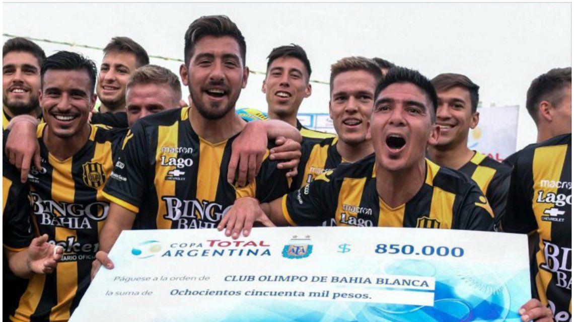 Olimpo y Deportivo Morón buscan un lugar en la semifinal