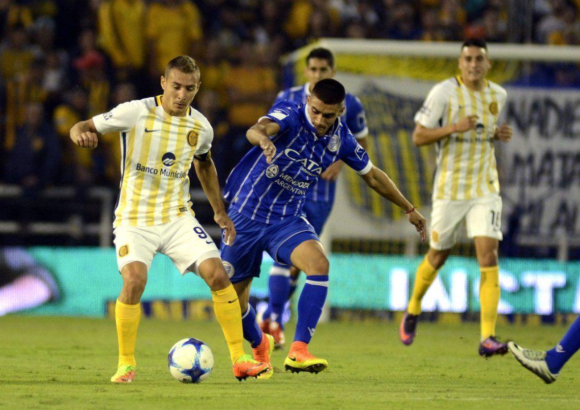 Godoy Cruz de Mendoza vs. Rosario Central