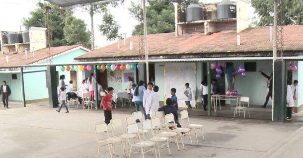 Ocurrió en la Escuela N°451 Cristina Kirchner, en el barrio Alto Comedero
