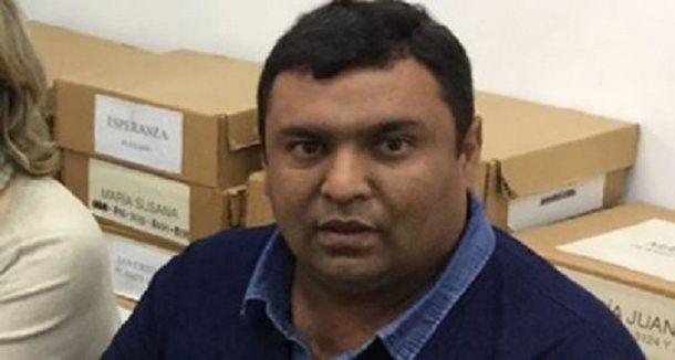 Fernando Vera está preso desde agosto por robar ganado