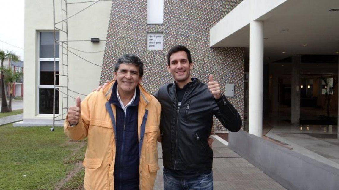 Seba y el arquitecto de la Casa Garraham en Chaco: No me voy a detener hasta completar el sueño
