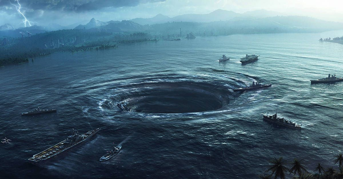 Fin del misterio: ¿Por qué desaparecen aviones y barcos en el Triángulo de las Bermudas?