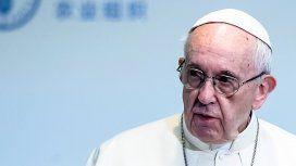 El papa Francisco sugirió cambiar algunas traducciones del padrenuestro