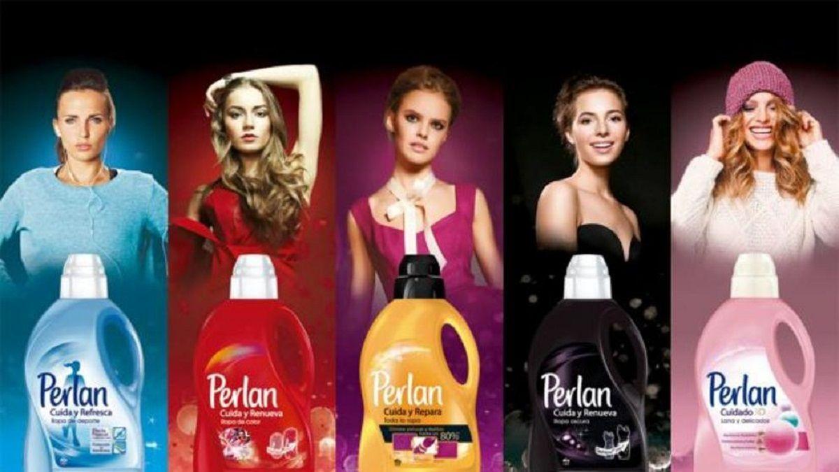 La campaña de la marca de detergentes Perlan desató la polémica