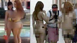 Filmaron una película porno en pleno corazón de Sevilla frente a cientos de turistas