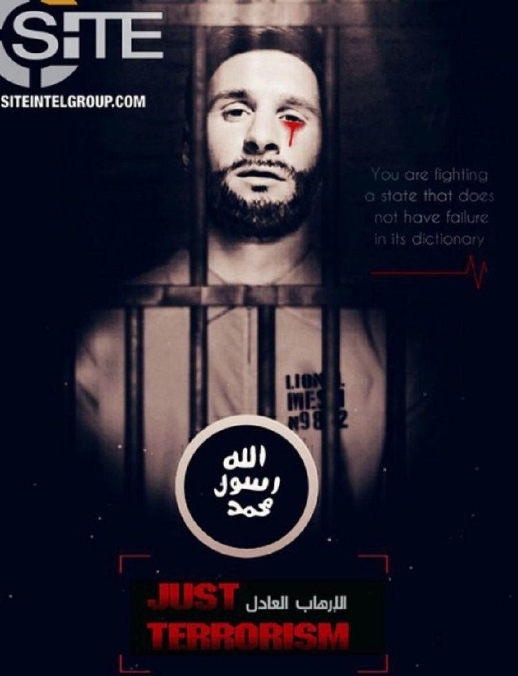 Alerta mundial: ISIS amenazó a Lionel Messi de cara a la Copa del Mundo de Rusia