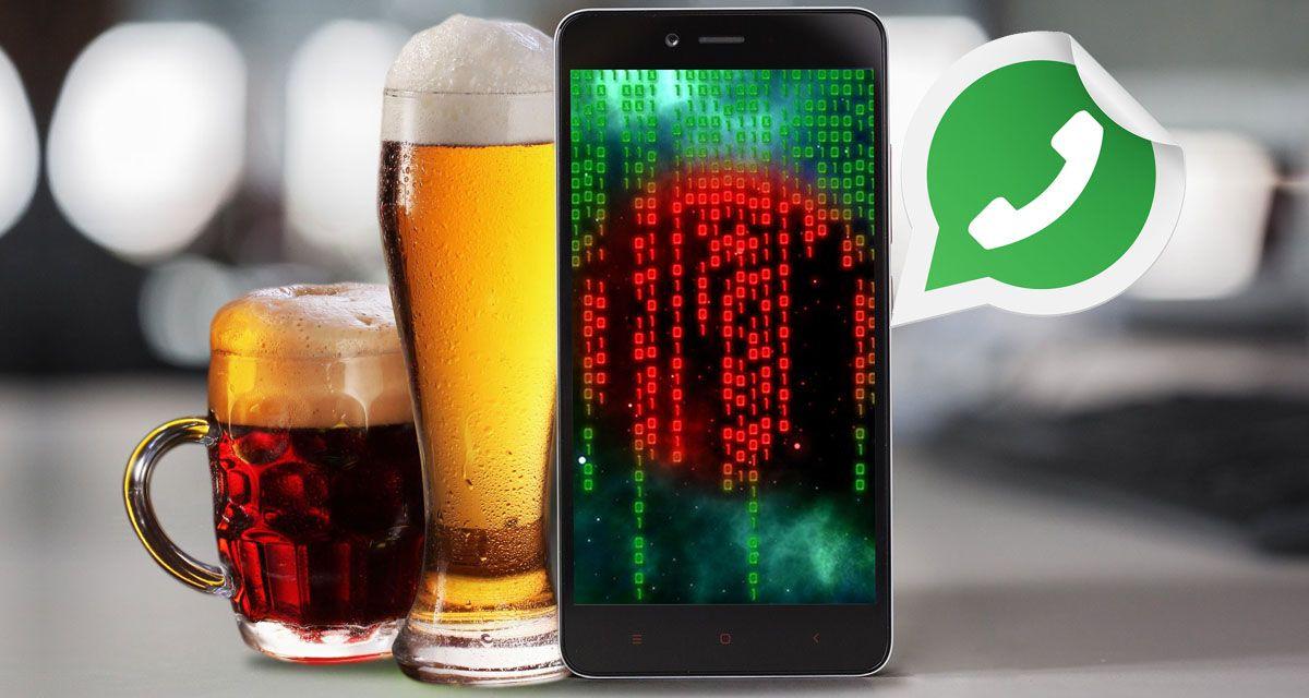 Qué esconde la cerveza gratis que se viralizó en WhatsApp