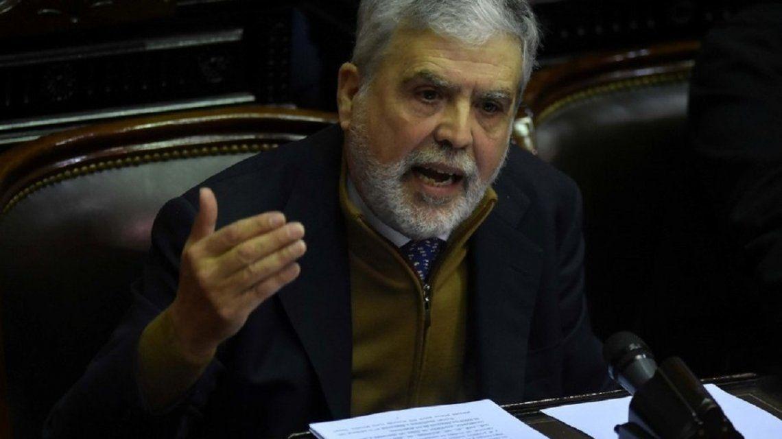 Diputados dio dictamen al desafuero de De Vido: este miércoles se vota en el recinto