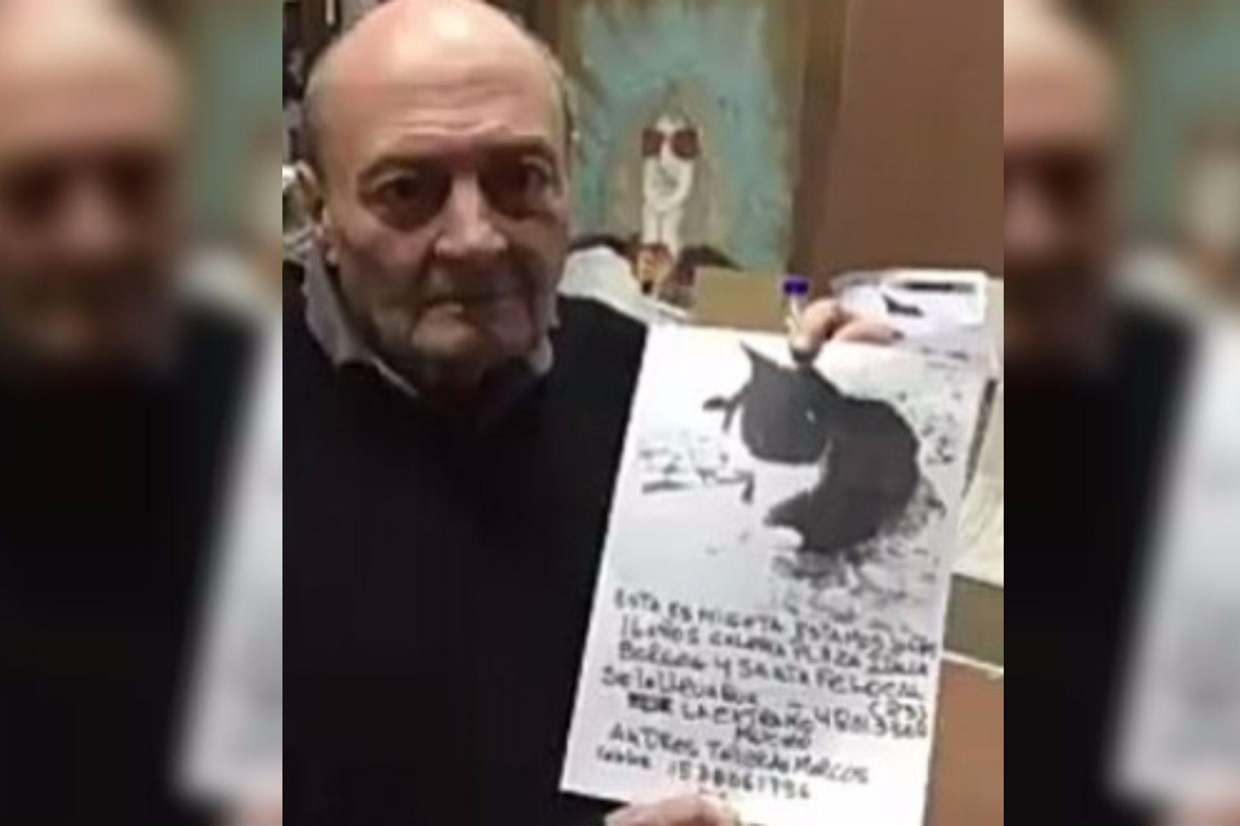 Perdió a su gata de toda la vida y pide ayuda para encontrarla: La extraño mucho