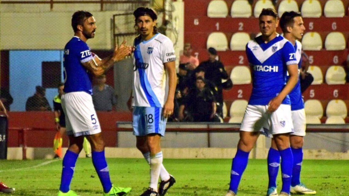 Atlético y Vélez en Tucumán