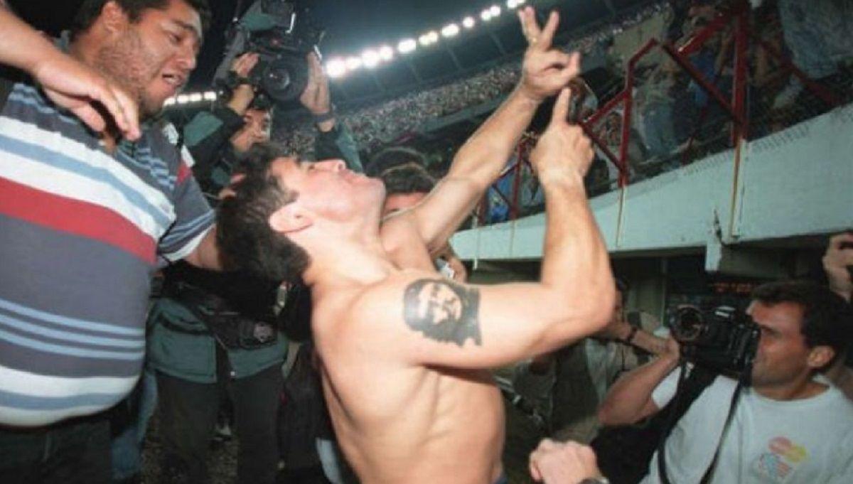 A 20 años del retiro de Diego Maradona y de una de sus frases más explosivas contra River
