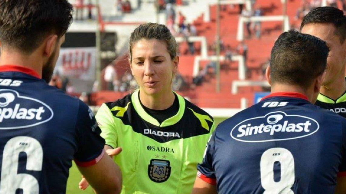Trucco hará historia en el fútbol argentino