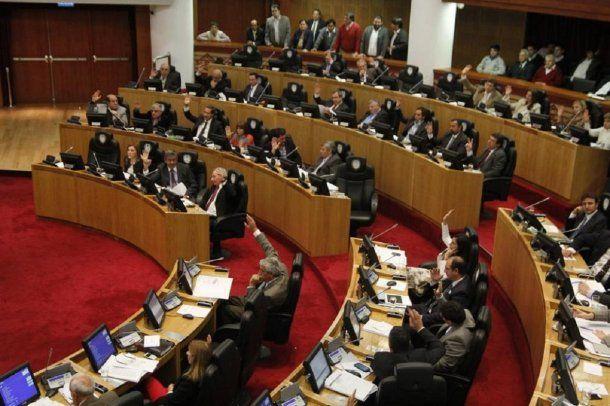 Sesión de la Legislatura de Tucumán