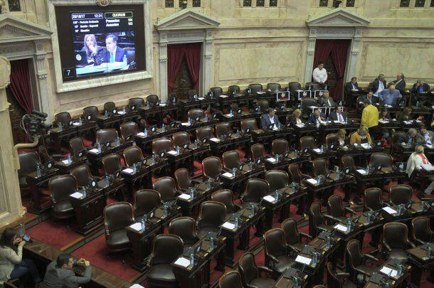 Hubo 176 votos a favor, ninguno en contra y una abstención.