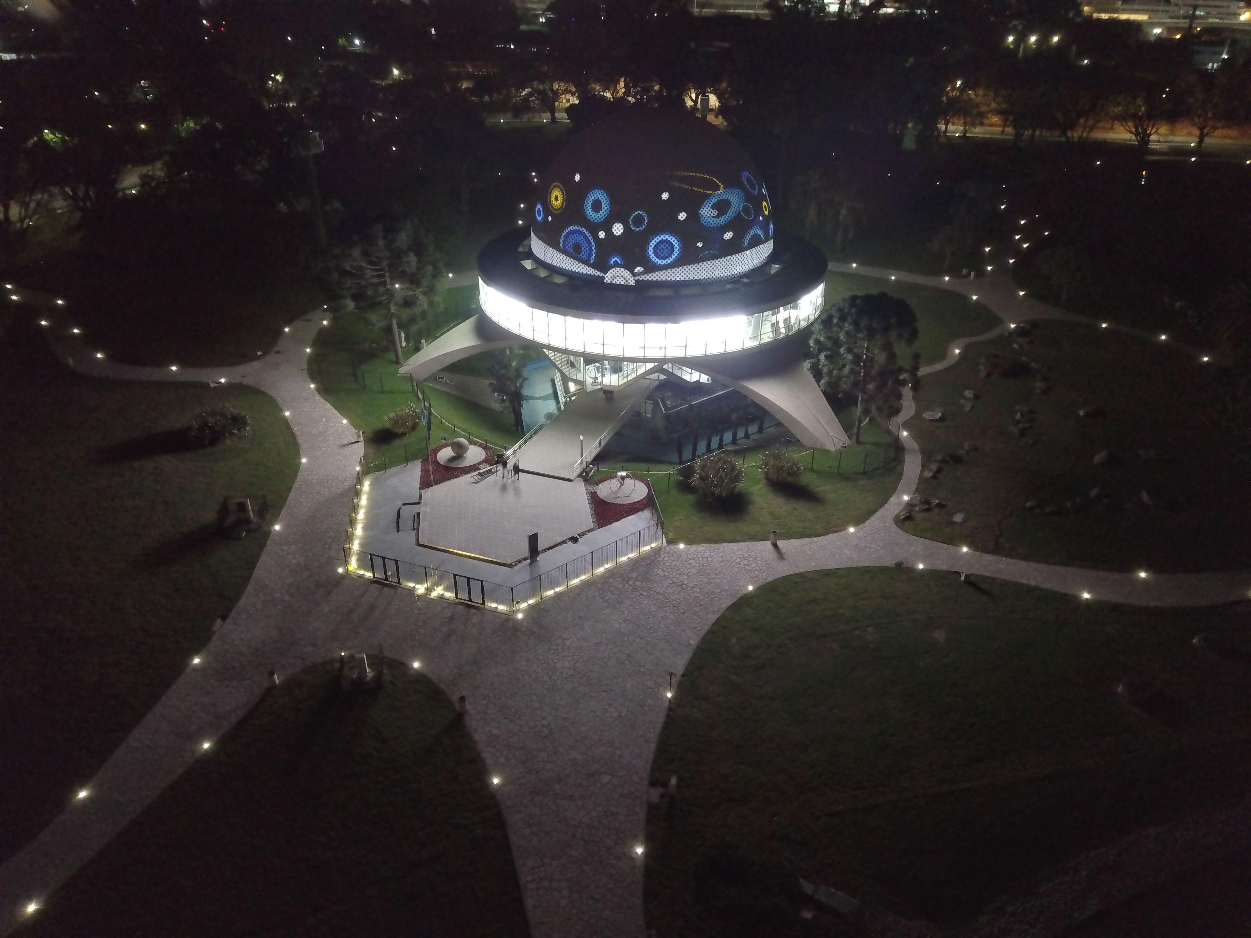 Reabre el PlanetarioGalileo Galilei