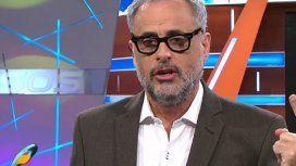 Motochorros le robaron a Jorge Rial: mirá el video del violento asalto