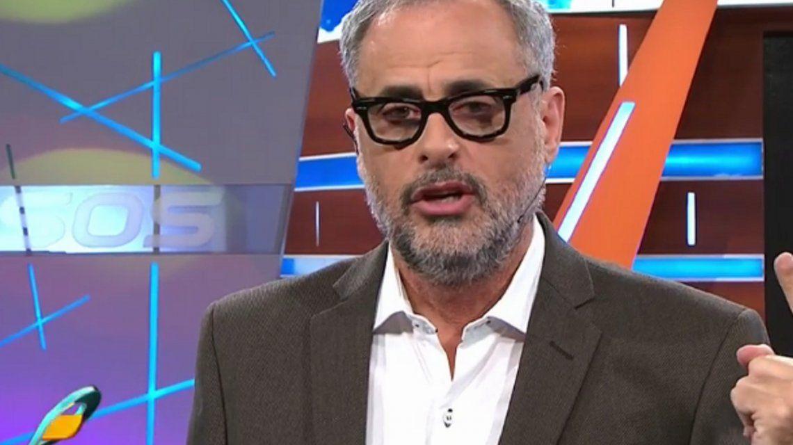 Jorge Rial amenaza con mostrar los peores audios de Diego Latorre con Natacha Jaitt