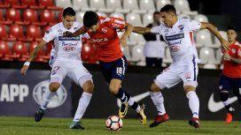 Atlético Nacional e Independiente en Asunción