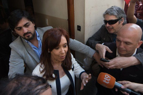 Cristina Kirchner <br>