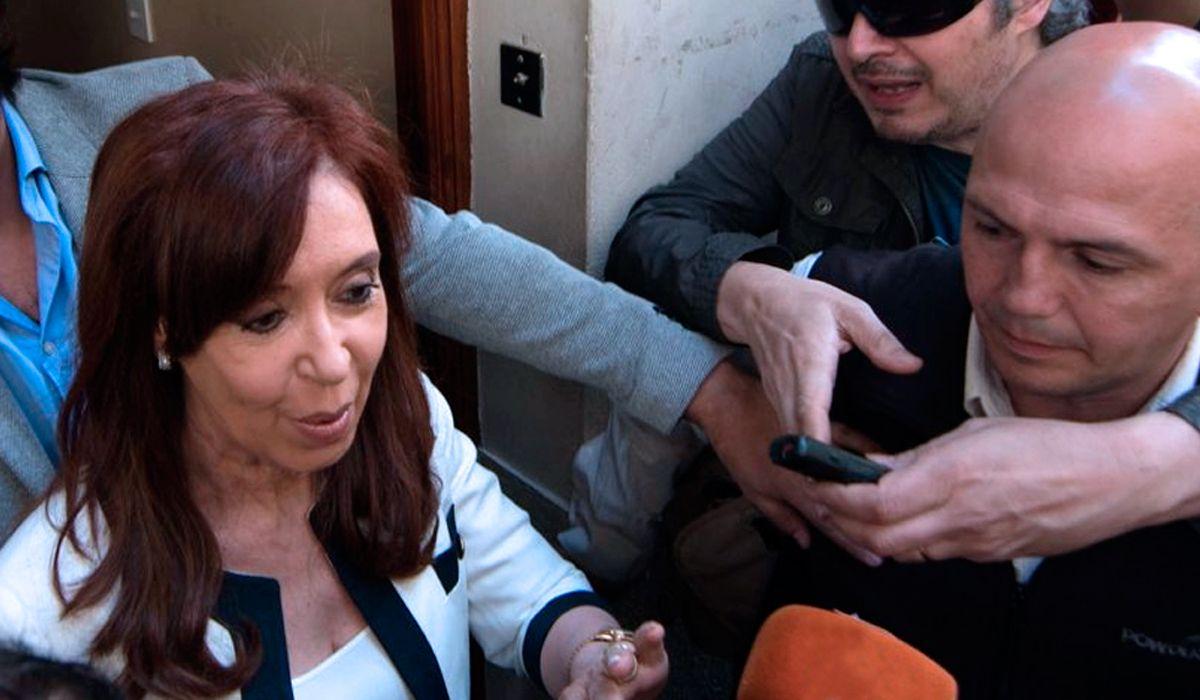 Éste es el escrito que presentó Cristina ante el juez Bonadio