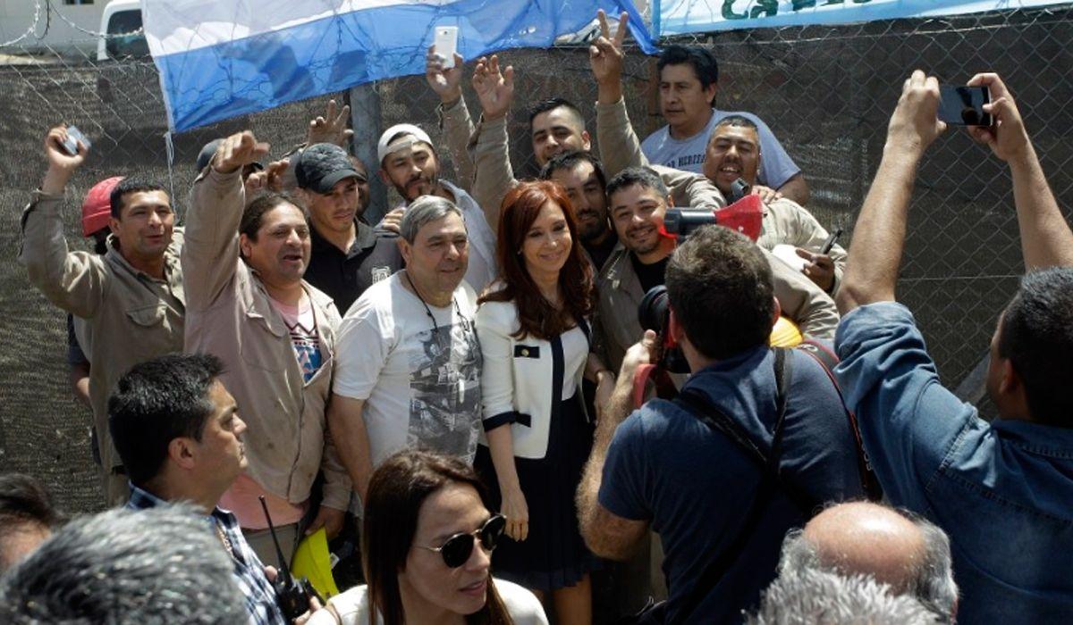 Cristina Kirchner declaró este jueves ante la Justicia