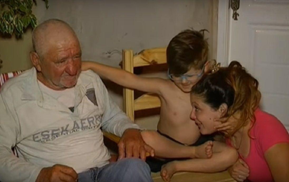 Tiziano tiene 4 años, sufre de cáncer y es protagonista de una increíble historia de amor