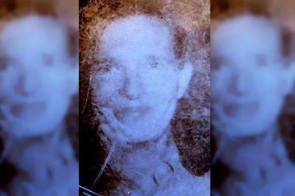 La imagen de Flora Harris cuado desapareció en Nueva York en 1975<p></p>