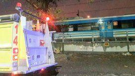 Ocurrió en el paso nivel de la calle Chile en Ramos Mejía