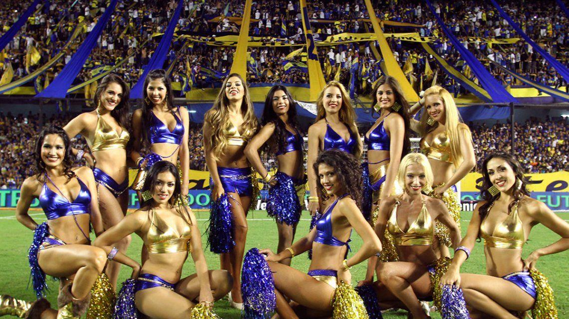 Se juntarán el domingo a ver el partido en la casa de una de las chicas
