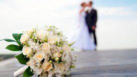 Tras el robo, el ladrón se pagó una gran fiesta de casamiento