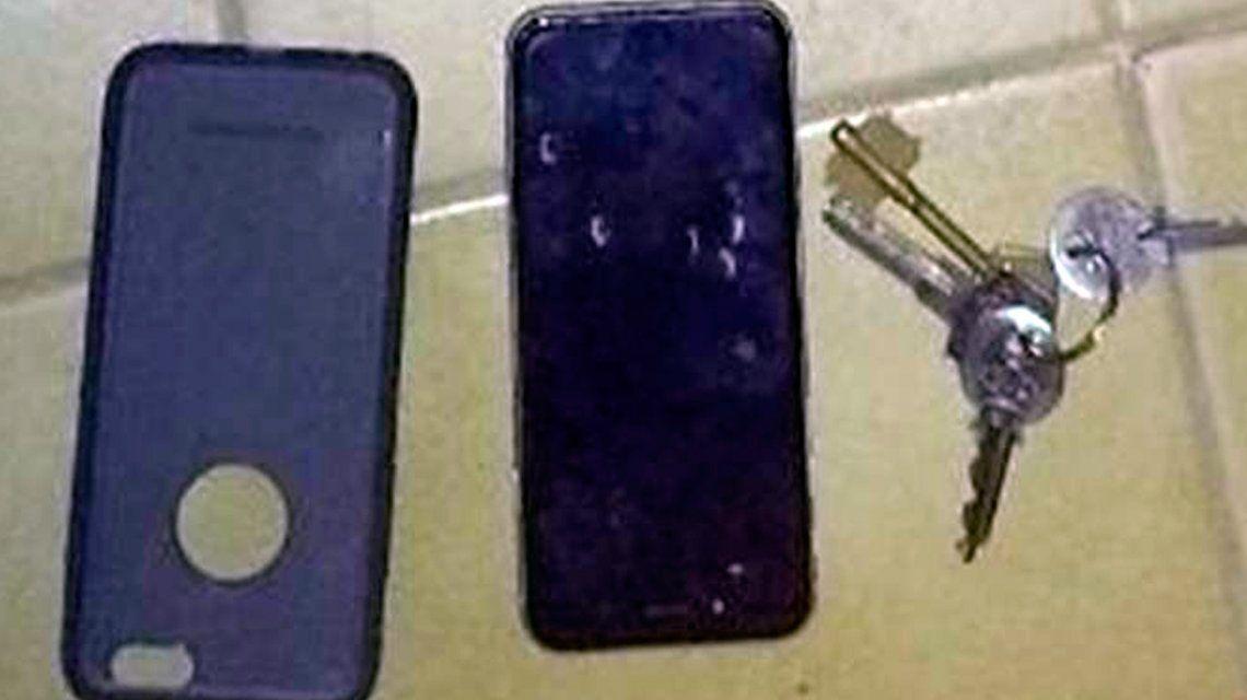 Aprovechó la súbita muerte de un hombre en la calle y le robó el celular