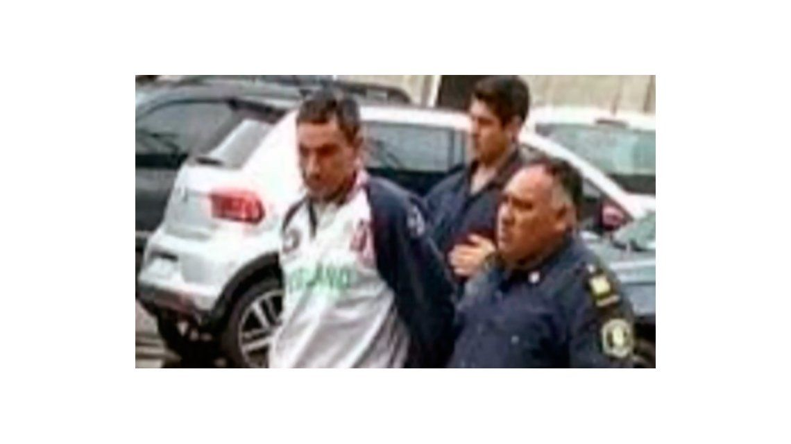 Pablo Bebote Álvarez se entregó a la Justicia