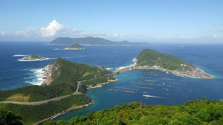 Okinoshima es una isla que sólo admite la visita de hombres