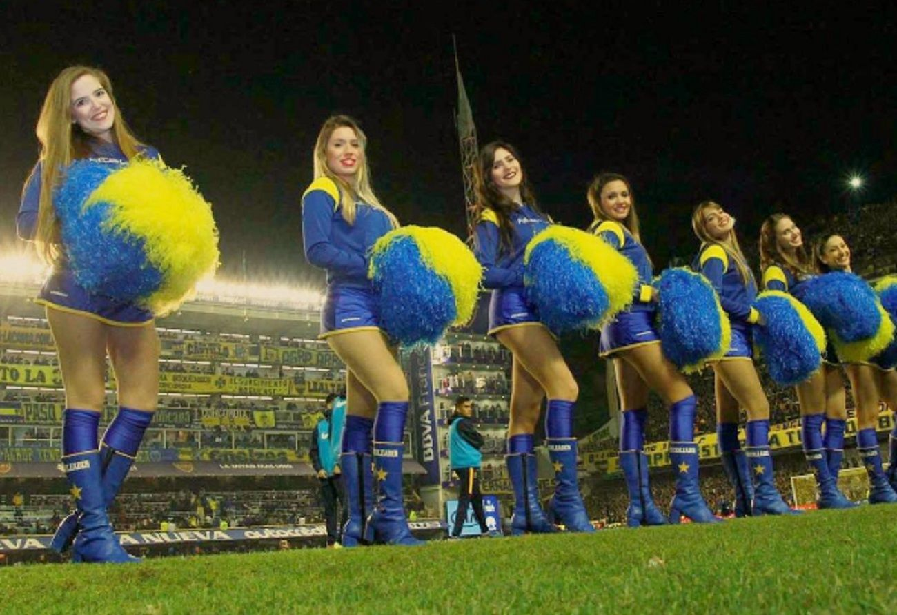 Las Boquitas dejarán de alentar a Boca: el descargo de las porristas