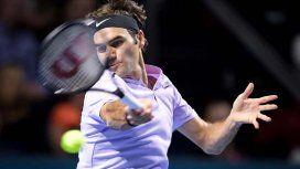 Federer le ganó un partidazo a Del Potro y se quedó con el ATP de Basilea