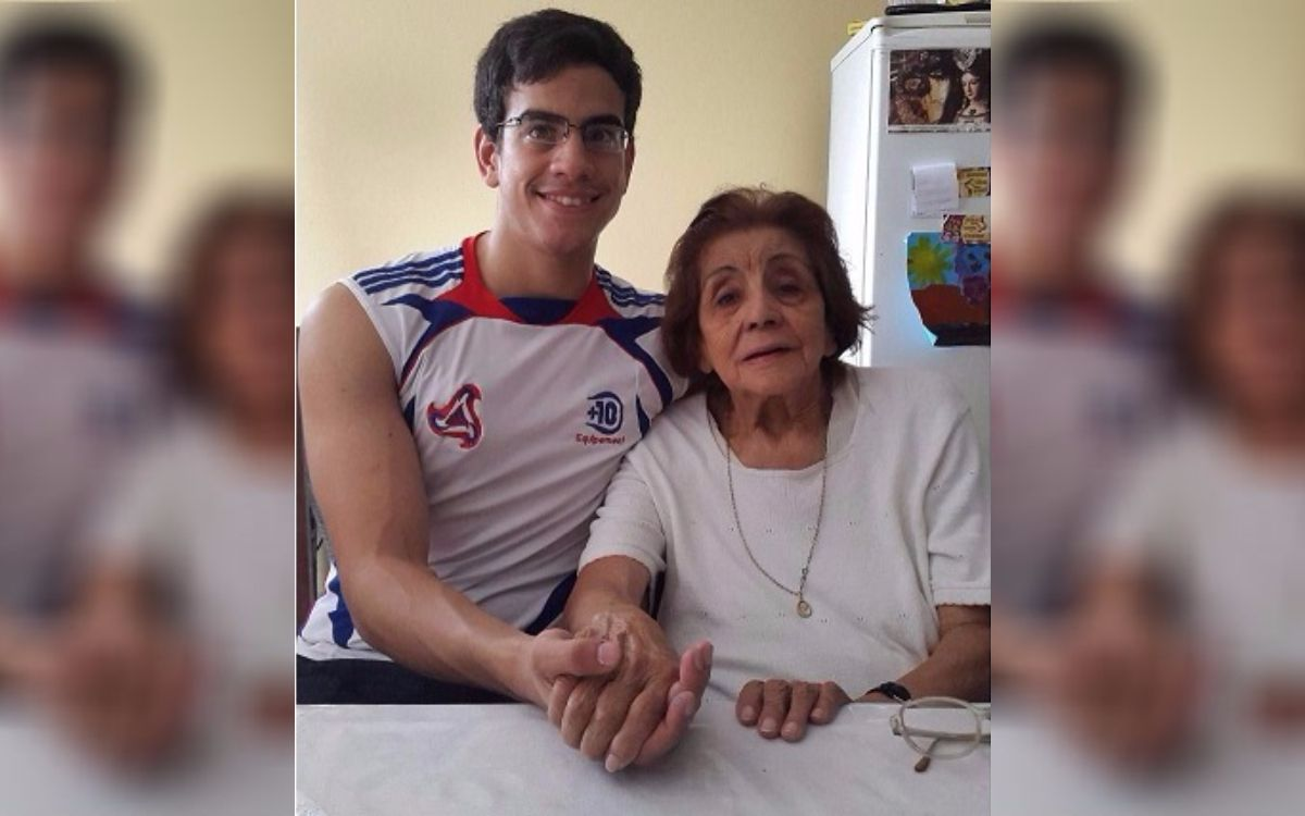 Mauricio Ossola se casó con su tía abuela Yolanda Torres y ahora quiere cobrar su pensión