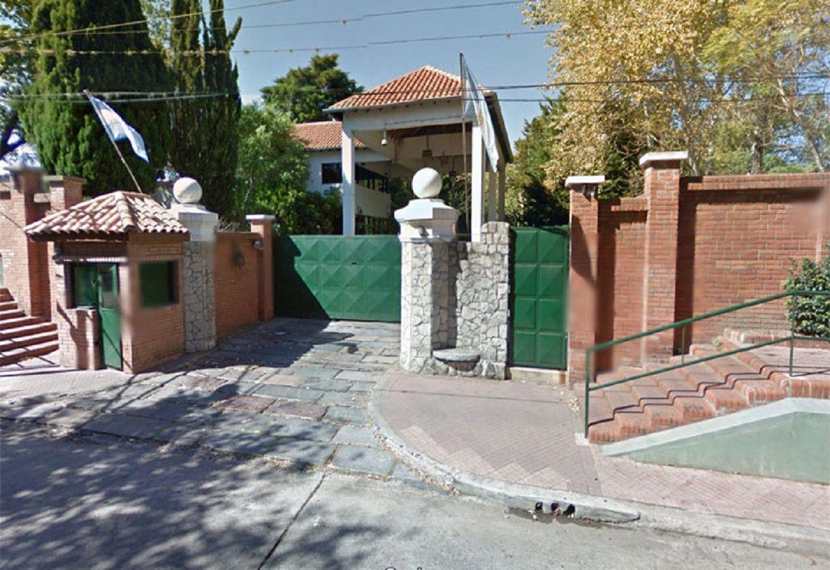 Casa MIlitar es la encargada de custodiar la quinta de Olivos